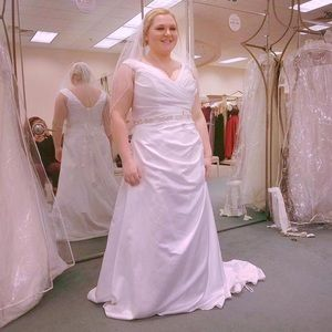 David's Bridal Dresses - Wedding Dress